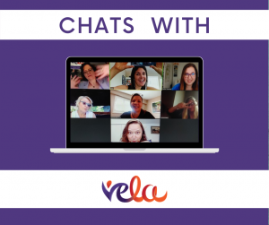 Chats with Vela Event Image