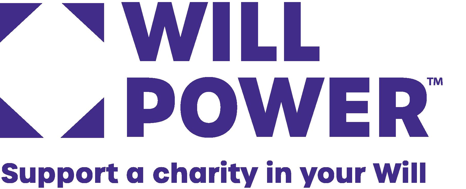 Will Power Campaign Logo Purple